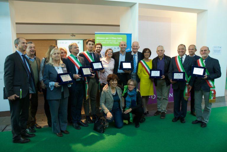 A Ecomondo 2015 premiate aziende italiane green e comuni energeticamente virtuosi