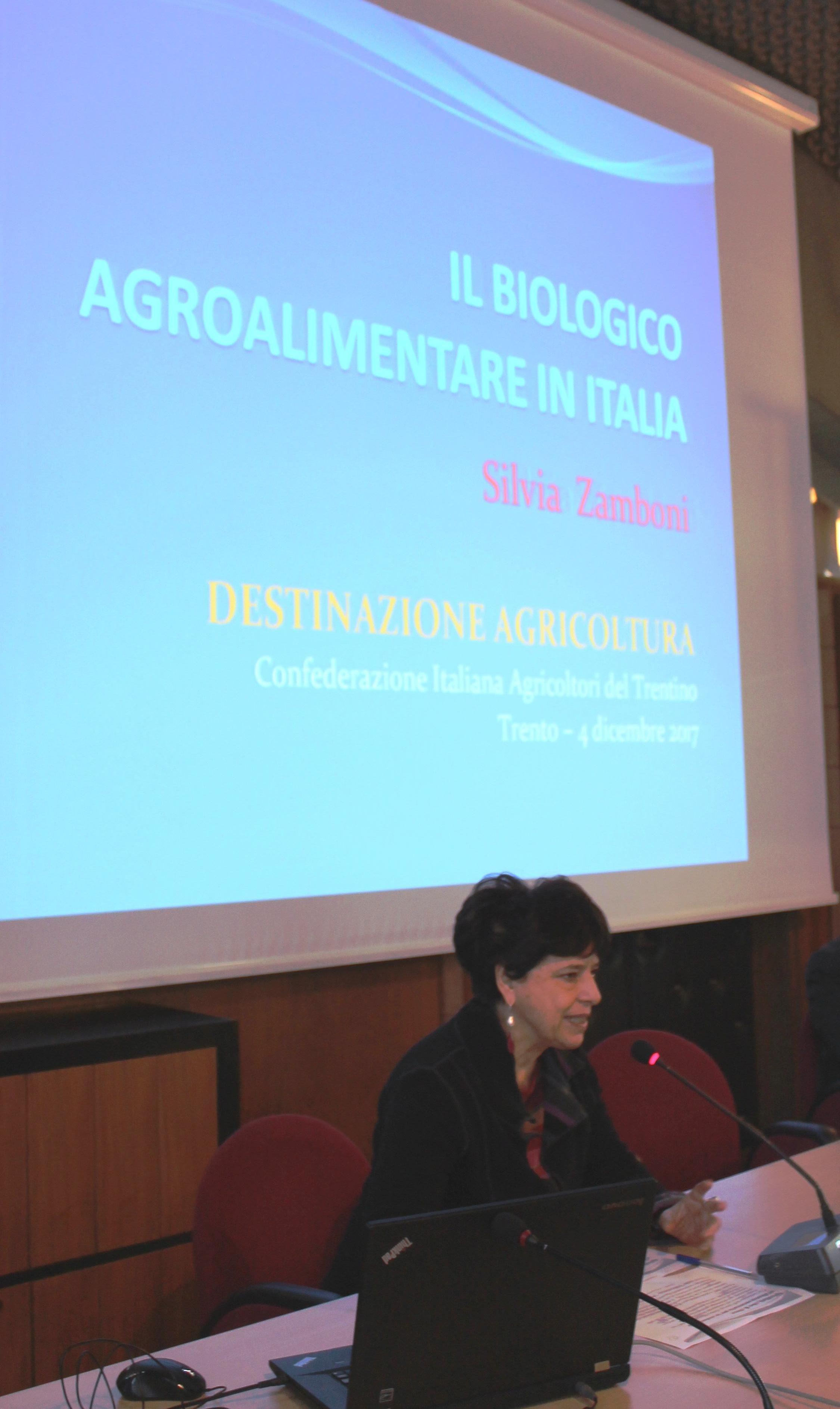 Agricoltura, clima, cibo sano: un'alleanza strategica. Le risposte del biologico.