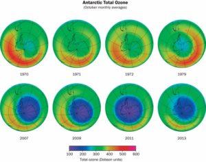 """Il ritorno dell'ozono atmosferico""""buono"""""""