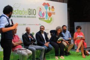 Agricoltura biologica: un'alleata contro i cambiamenti climatici. Ne ho parlato alla Festa del Bio a Bologna