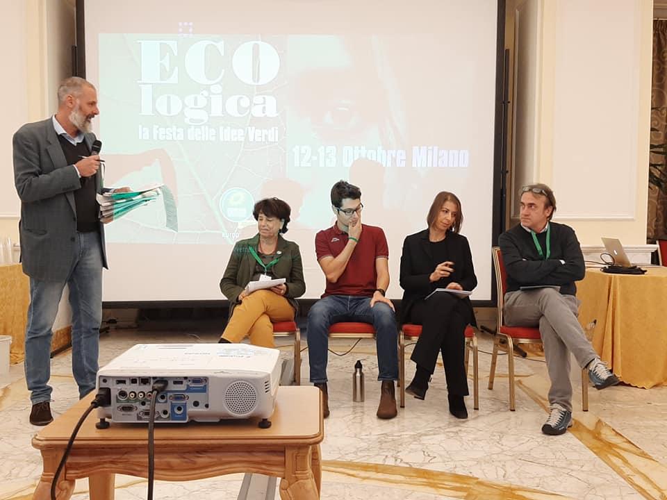 GRANDE SUCCESSO DI ECOLOGICA A MILANO, LA FESTA-MANIFESTO DEI VERDI-EUROPA VERDE