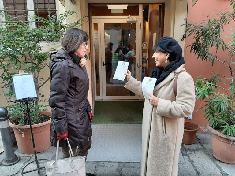 RACCOLTA FIRME PER PRESENTARE EUROPA VERDE ALLE REGIONALI DELL'EMILIA-ROMAGNA