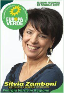 MIA INTERVISTA ALL'EMITTENTE TRC SULLE PRIORITA' DI EUROPA VERDE