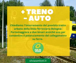 Interrogazione sulla linea ferroviaria Bologna-Portomaggiore