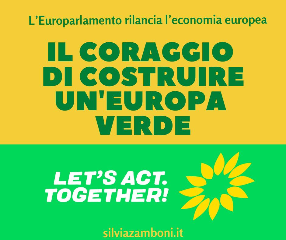 Il voto dell'Europarlamento per un'Europa sostenibile, amica del clima e solidale