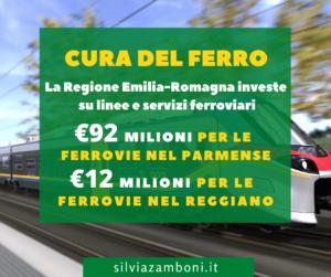 """Regione Emilia-Romagna: Nuovi Investimenti Per la """"Cura del Ferro"""""""