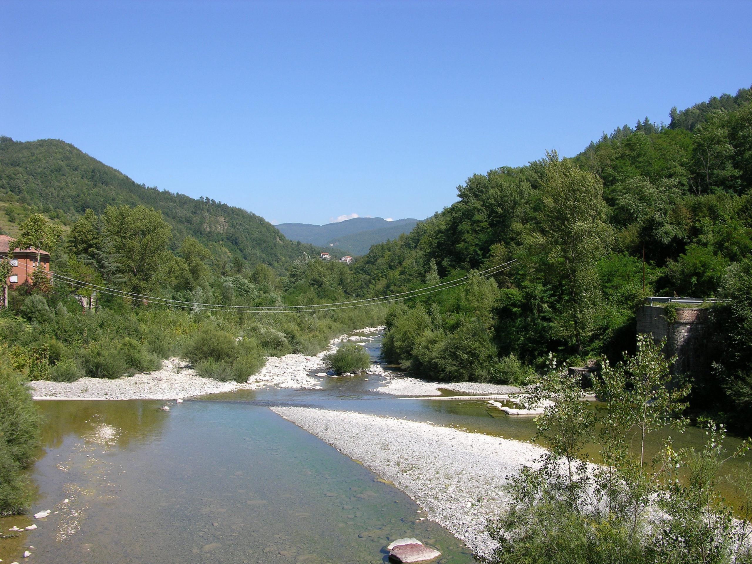 Interrogazione alla Giunta regionale sulla derivazione irrigua del Rio Villano nel Parco Regionale Fluviale del Trebbia.