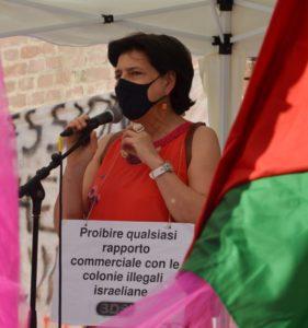 NO ALL'ANNESSIONE A ISRAELE DEI TERRITORI PALESTINESI. MIO INTERVENTO ALLA MANIFESTAZIONE DEL 27 GIUGNO A BOLOGNA