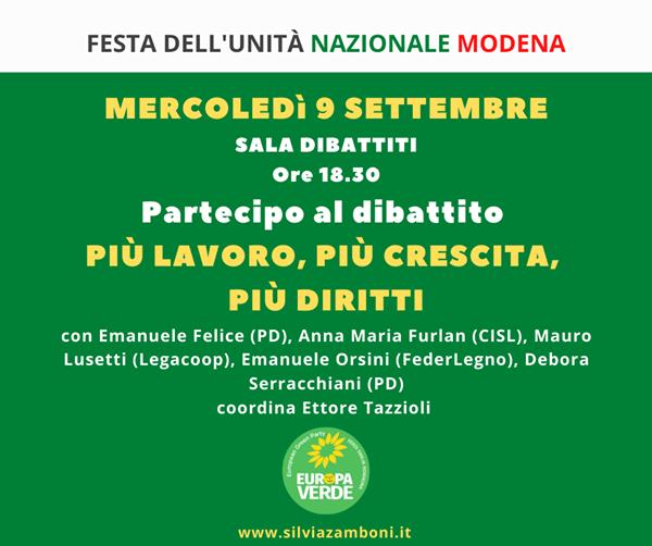 Dall'epidemia Covid-19 alla svolta verde per l'Emilia-Romagna e il nostro Paese