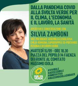 DALLA PANDEMIA COVID ALLA SVOLTA VERDE PER IL CLIMA, L'ECONOMIA E IL LAVORO, LA SANITÀ