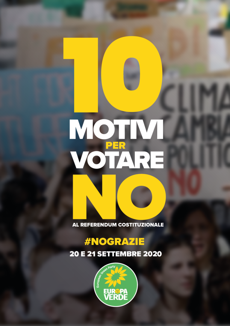 """Le ragioni del mio """"NO"""" al referendum costituzionale – video intervento in Piazza Maggiore a Bologna"""