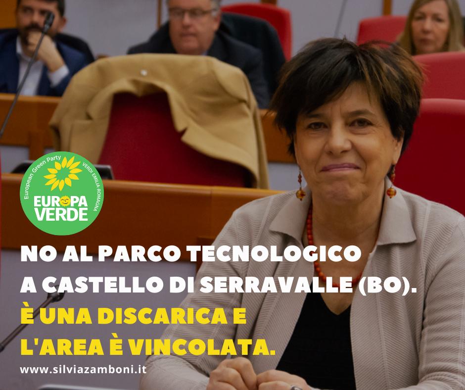 CHIARIRE TERMINI PROGETTO PER DISCARICA A CASTELLO DI SERRAVALLE (BOLOGNA)