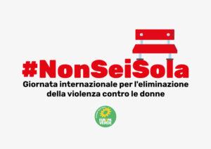 25 NOVEMBRE GIORNATA MONDIALE CONTRO LA VIOLENZA SULLE DONNE