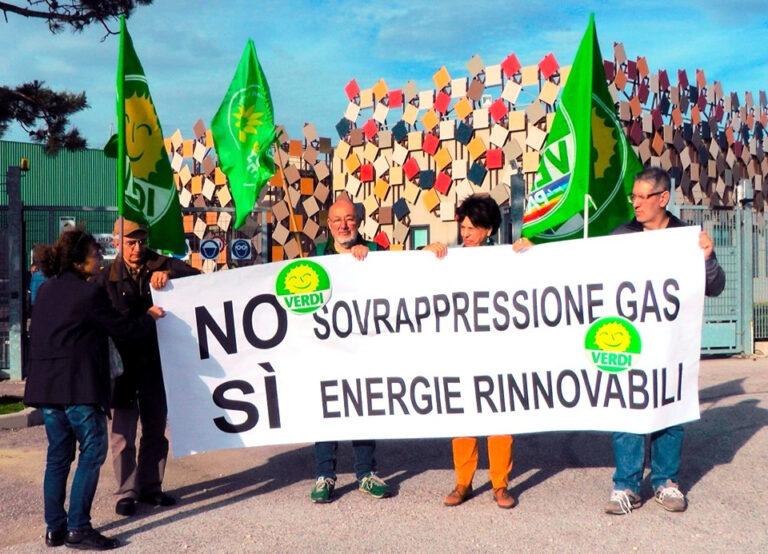 CONCESSIONE DI STOCCAGGIO GAS EDISON SAN POTITO – COTIGNOLA. DA EUROPA VERDE NO ALLA RICHIESTA DI SOVRAPPRESSIONE