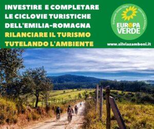INVESTIRE E COMPLETARE LE CICLOVIE TURISTICHE DELL'EMILIA-ROMAGNA