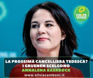 SARÀ UNA VERDE LA PROSSIMA CANCELLIERA TEDESCA? I GRUENEN SCELGONO DI CANDIDARE ANNALENA BAERBOCK