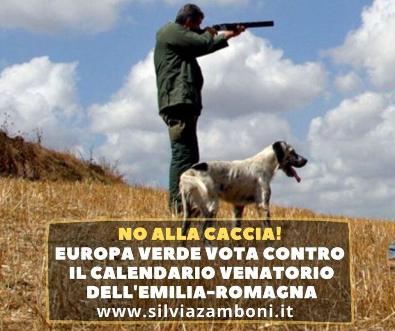 EUROPA VERDE BOCCIA IL CALENDARIO VENATORIO DELL'EMILIA-ROMAGNA.  DIECI SPECIE CACCIABILI A RISCHIO