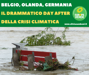 Il drammatico day after della crisi climatica