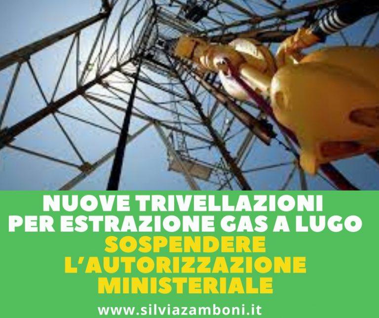 NUOVE TRIVELLAZIONI NEL RAVENNATE: SOSPENDERE L'AUTORIZZAZIONE DEL MINISTERO