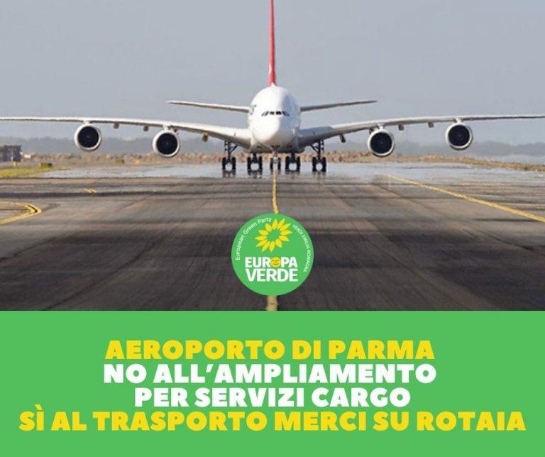 AEROPORTO CARGO PARMA? NO, GRAZIE!