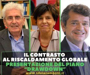 PRESENTAZIONE DEL PROGETTO DRAWDOWN ITALIA